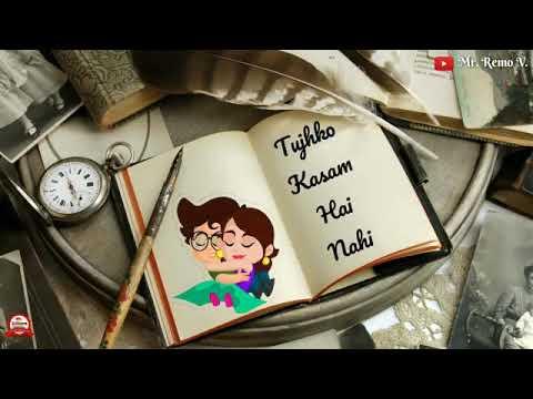 Tujhko Paliya Tera Intezar Karke (Love Song) 💞💕