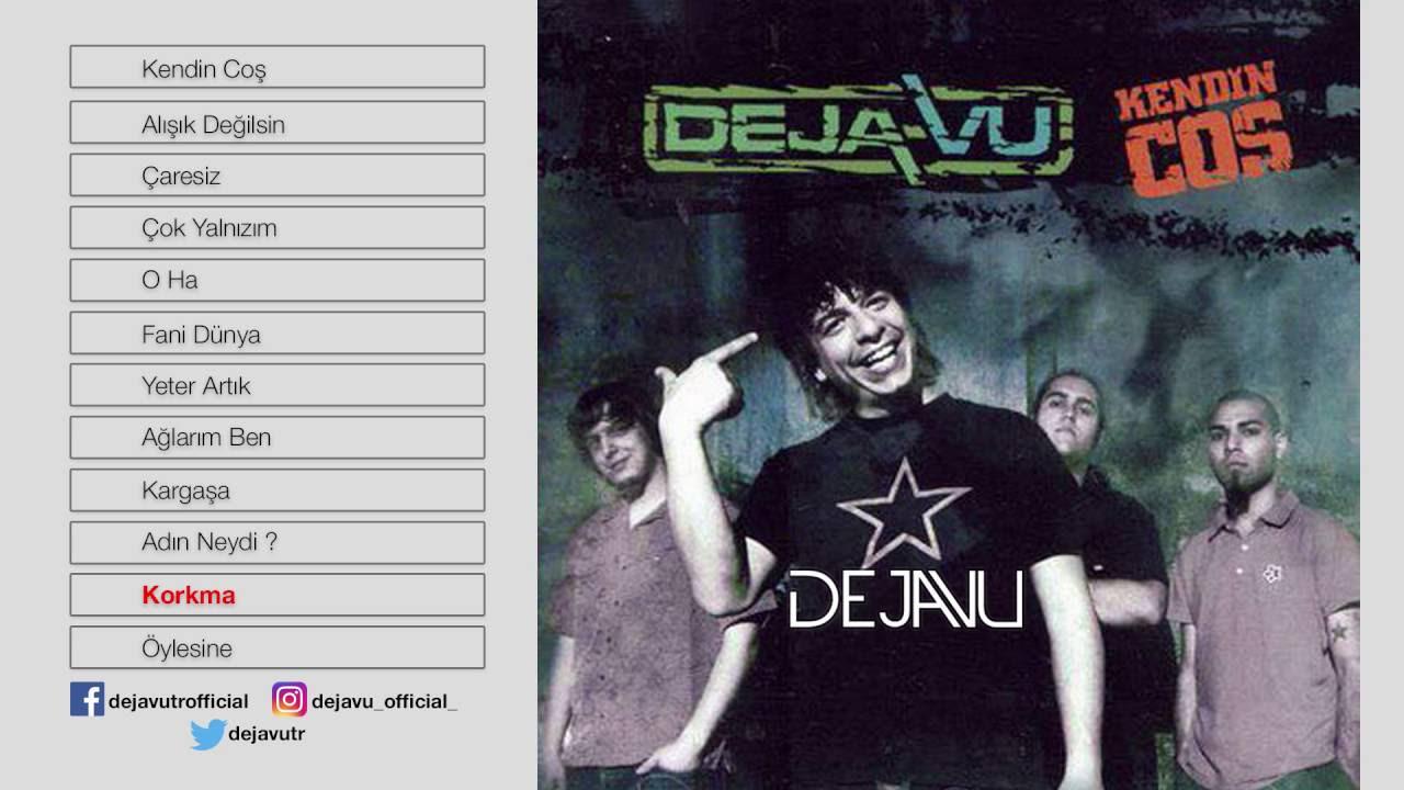 DEJAVU | Adın Neydi ?  (Official Audio)