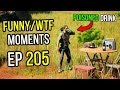 PUBG: Funny & WTF Moments Ep. 205