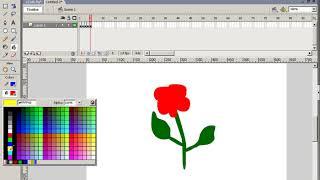 Создание ролика в программе макромедиа флеш (Macromedia Flash 8)