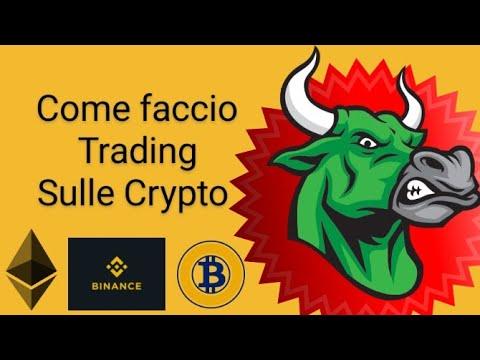 trading sulle criptovalute)