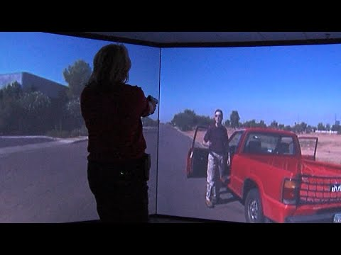 VirTra:  Inside the US Marshals Service virtual police training program