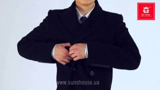 видео Как выбрать мужское пальто: как оно должно сидеть?
