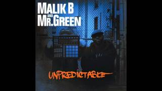 Malik B & Mr. Green - Metal is Out feat. Benefit