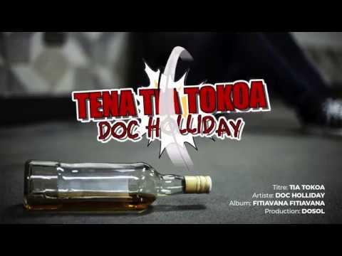TIA TOKOA by DOC HOLLIDAY (Lyric Video)