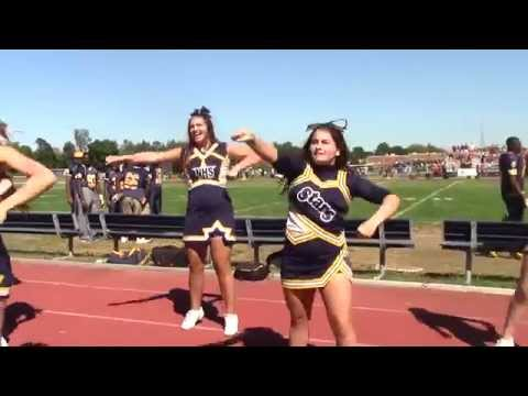 Fall Cheerleading Football Cheer 10 4 14