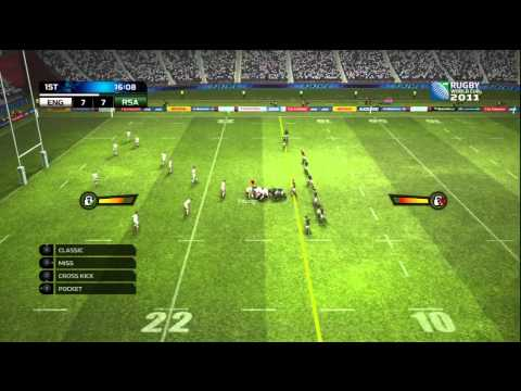 Rugby World Cup 2011 Demo Gameplay [HD]