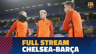 Baixar FULL STREAM | Press conference and training session ahead of Chelsea - Barça