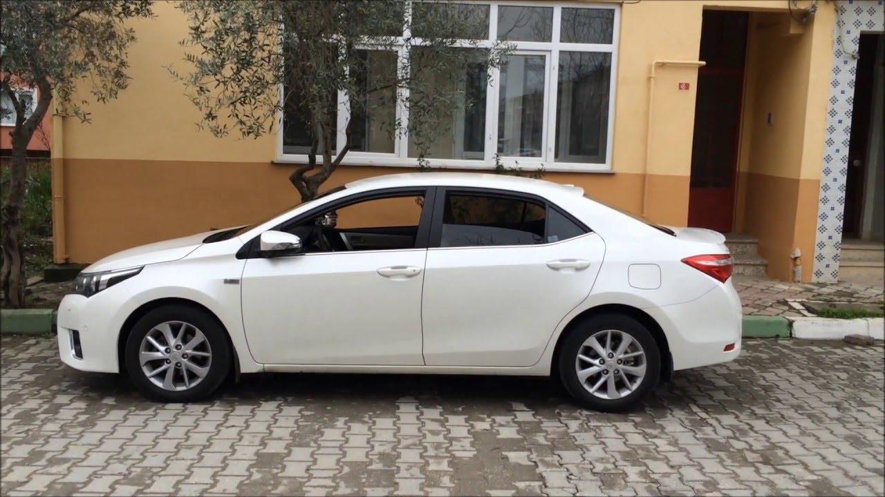 e160 toyota corolla car window closer/ cam kaldırma modülü - youtube