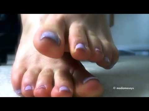 Sexy Feet Worship from YouTube · Duration:  55 seconds