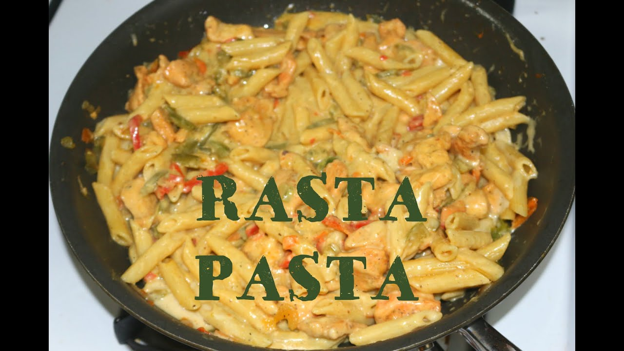 I rasta pasta recipes