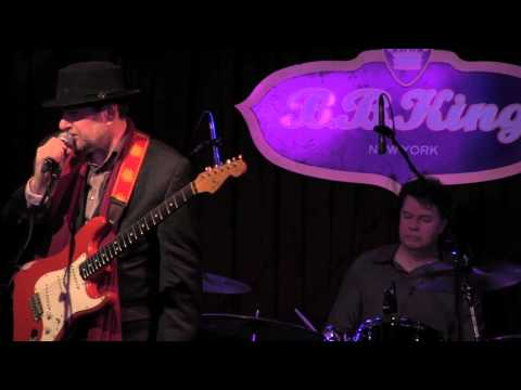 """RONNIE EARL """"Blues For The West Side"""" NYC 2-15-13 #15"""