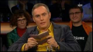 Johann König in der NDR Talk Show 2010