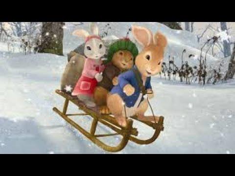 """Сериал """"Кролик Питер"""". Рождественская история (мой перевод на русский)"""