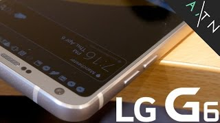 lg g6 my first impressions all about that screen
