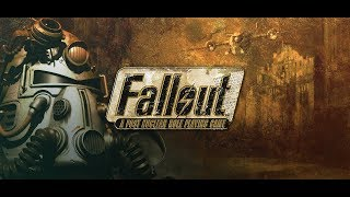 Fallout (1997) - #3 - Ratas God Mode ON y el Mejor Tirador (ES)(GOG)(HD)