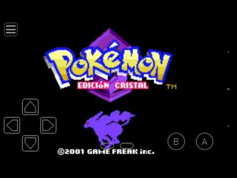 POKEMON CRISTAL SAVE 251 POKEMON ANDROID...