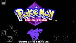 POKEMON CRISTAL SAVE 251 POKEMON ANDROID EMULADOR