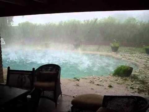 Arizona Hail Storm