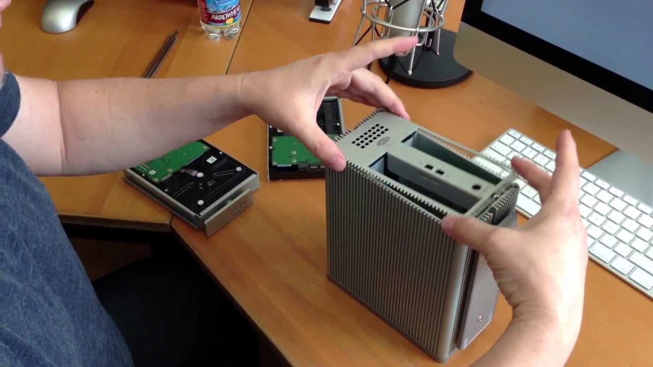 how to get rid of vibration noises from hard drive
