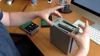 How to fix the LaCie 2big Hard Drive vibration noise