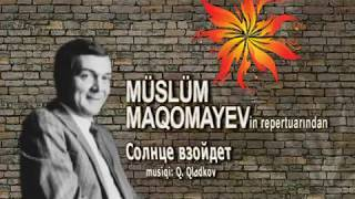 Bizimkiler (2012) HQ/Stereo из репертуара Муслима Магомаева \Солнце взойдет\ Г.Гладков