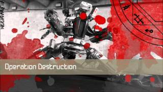 Stormtrooper - Operation Destruction (With DJ E-Rayzor)