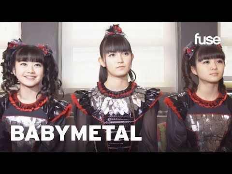 Babymetal Explain Why They Recorded The One In English