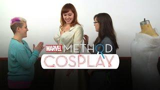 Making a Hero - Marvel Method: Cosplay Ep 2