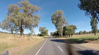 Video 545 Hume Freeway to Myrtleford VIC