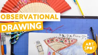 Easy Art for Kids: Observational Drawing