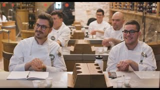 MASTER COURSE IN ITALIAN CUISINE AND OENOLOGY
