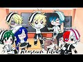 - Reaschion titok miraculous/My hero academy/gacha club/