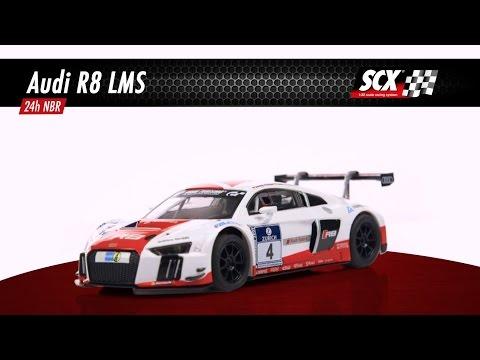 "SCX - Audi R8 LMS 24h ""NBR"""