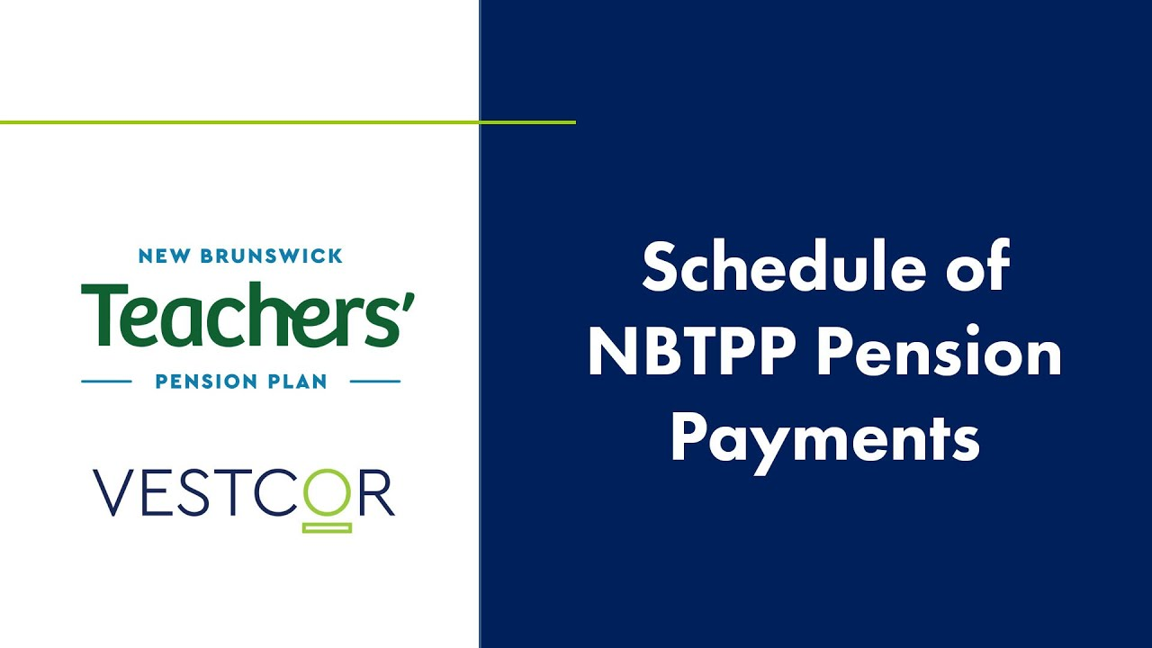 Schedule of NBTPP Pension Payments - YouTube