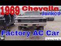 1969 Chevelle Malibu Junkyard Score