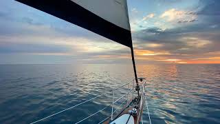Smooth sailing Gulf of Mexico