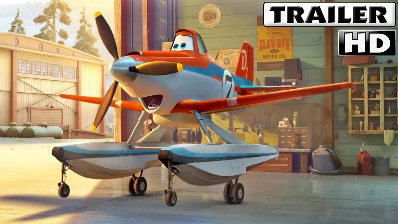 Aviones Equipo De Rescate Trailer 2014 Espaol  YouTube