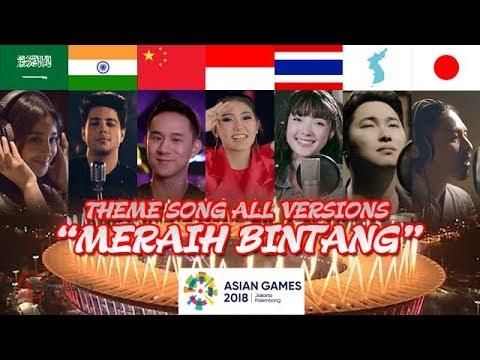 Free Download Mendunia!!! Dicover 7 Bahasa, Meraih Bintang Via Vallen Mp3 dan Mp4