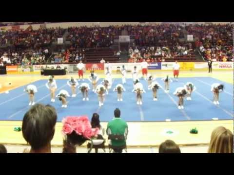 Albuquerque High Varsity Cheer State Competition 2013- Day 2!
