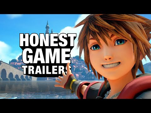 Honest Game Trailers | Kingdom Hearts 3