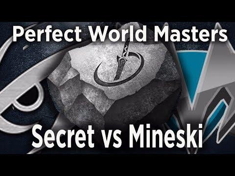 🔴[DOTA 2 LIVE ENG] Team Secret vs LGD Live,Perfect World Masters Live, LGD vs Team Secret