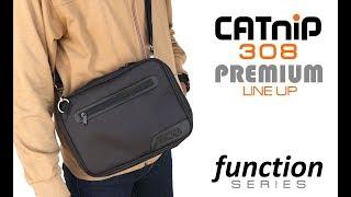Clutch 3 in 1 Tas Selempang Dompet Pria HandBag Multi Fungsi Tablet IPAD Catnip 308
