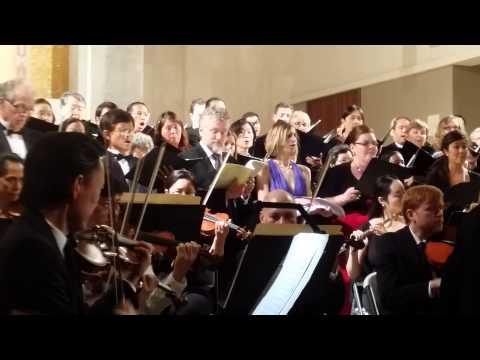 OCS Beethoven Choral Fantasy