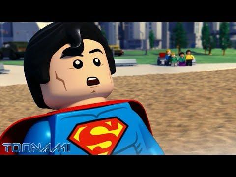 Extrait 1/3 (Film)   Lego DC Comics Super Heroes: Justice League vs. Bizarro League   Toonami