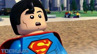 Extrait 1/3 (Film) | Lego DC Comics Super Heroes: Justice League vs. Bizarro League | Toonami