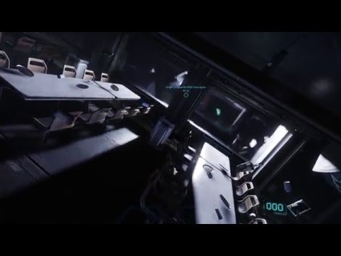 Exploring the Covalex Shipping Hub - Star Citizen v2.1.2