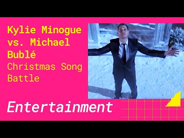 Kylie Minogue vs. Michael Bublé (BEST CHRISTMAS SONG BATTLE)