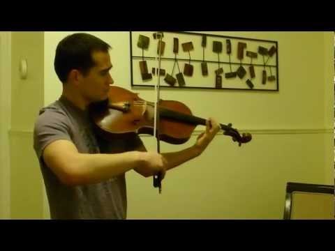 Telemann Viola Concerto in G Major, 1st Mvt, Largo