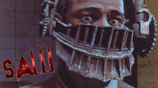 Saw The Video Game Прохождение На Русском 1 ПИЛА ИГРА НА ВЫЖИВАНИЕ